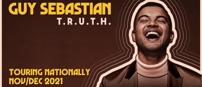 Image for Guy Sebastian's T.R.U.T.H. Tour