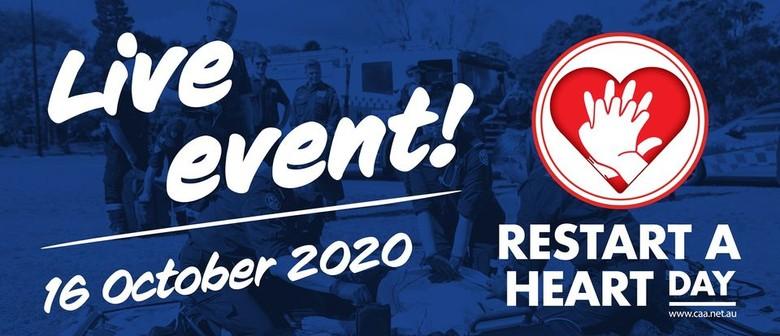 Restart a Heart Day 2020