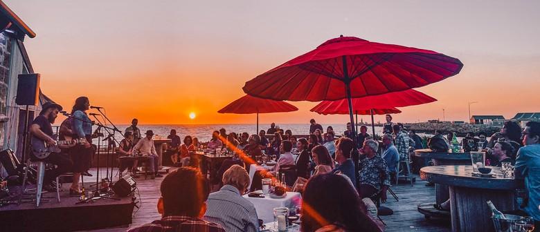 Joanna's Sunset Lounge