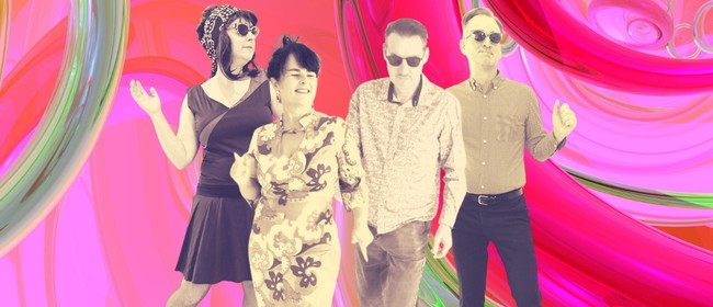 """Image for The Double Happiness """"Surfgazing"""" Album Launch"""