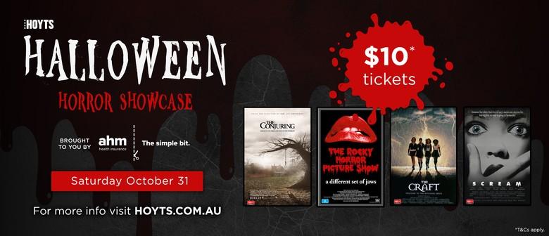 Halloween Horror Showcase