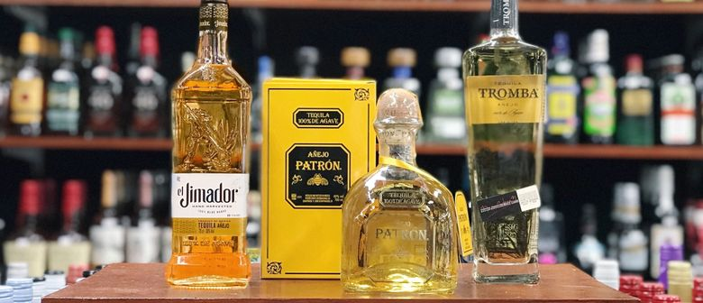 Facebook Live: Tequila Añejo Tasting