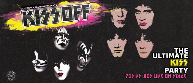 Image for Kiss Off - The Ultimate Kiss Party