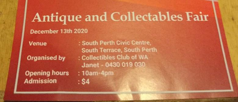 Antique & Collectors Fair South
