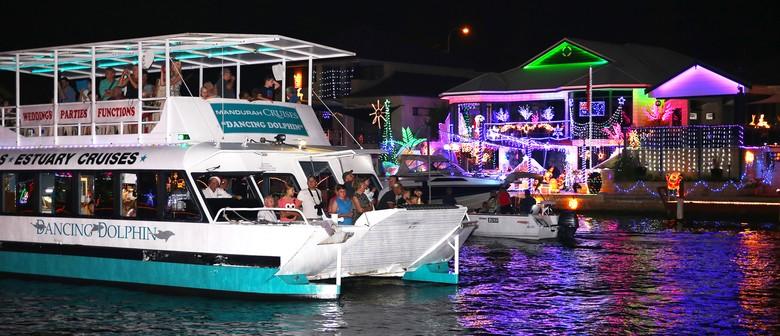 Mandurah Christmas Lights Cruises