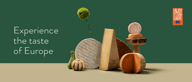 Bon Fromage Festival of European Cheeses 2020