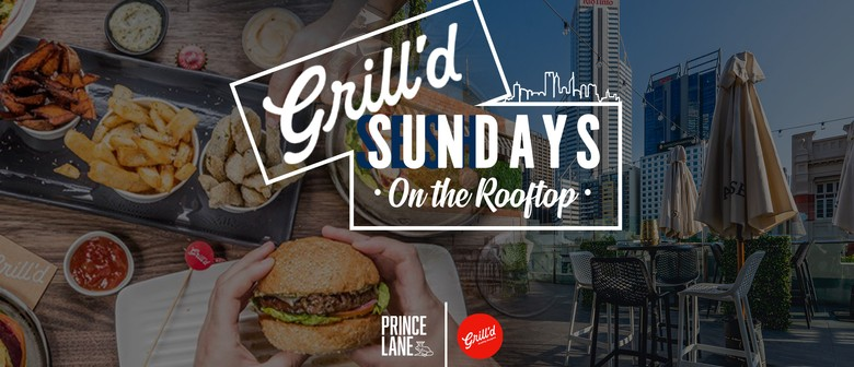Grill'd Sundays on the Rooftop