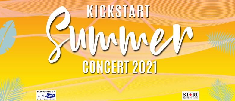 Kickstart Summer Concert 2021