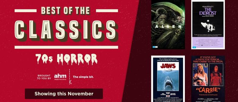 Best of the Classics: 70's Horror
