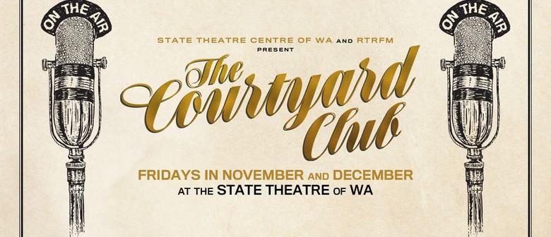 Grace Barbe & Queency - DJ G-Rey - The Courtyard Club