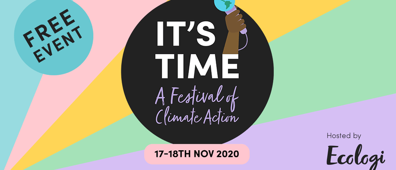 It's Time: A festival of Climate Action
