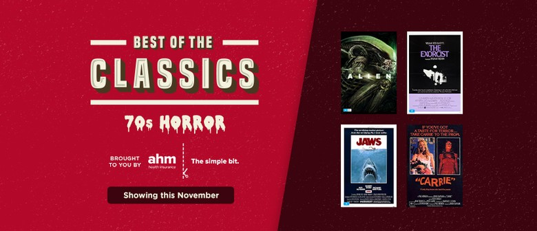 HOYTS 70's Retro Horror Showcase