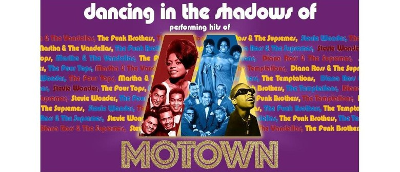 Dancing In The Shadows of Motown