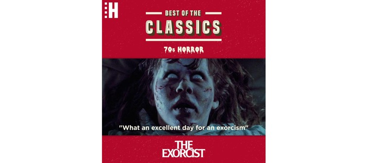 Best of the Classics: 70's Horror - The Exorcist
