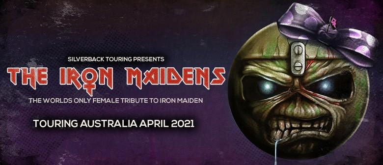 The Iron Maidens - Australian Tour