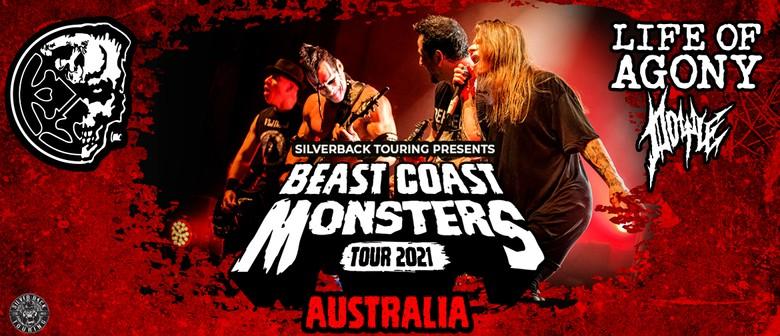 Life of Agony with Doyle - Australian Tour