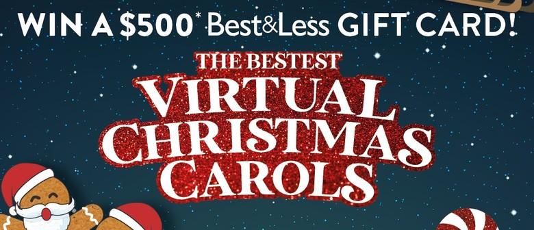 The Bestest Virtual Family Christmas Carols