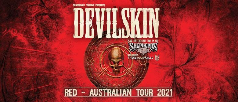 Devilskin - Australian Tour