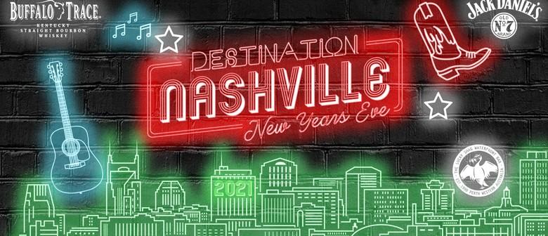 Destination: Nashville New Years Eve