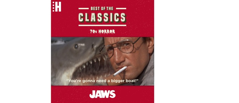 Best of the Classics: 70's Horror - Jaws