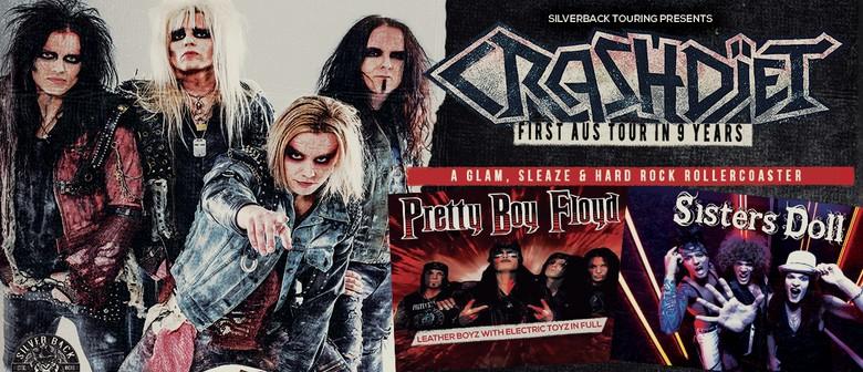 CrashDiet & Pretty Boy Floyd Australian Tour