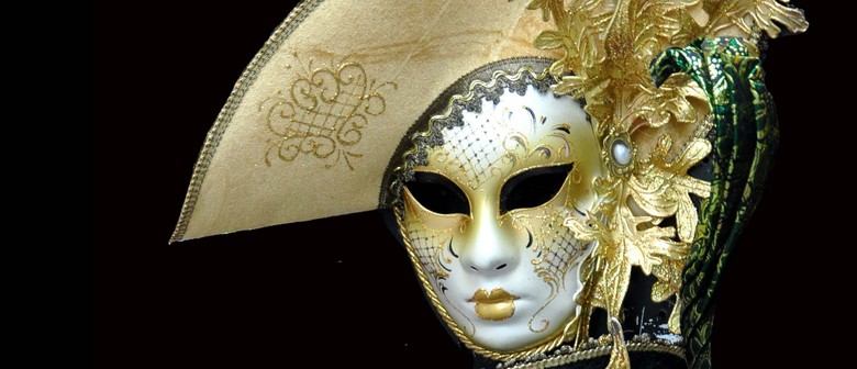 Queensland Pops Orchestra: New Year's Eve Masquerade Gala