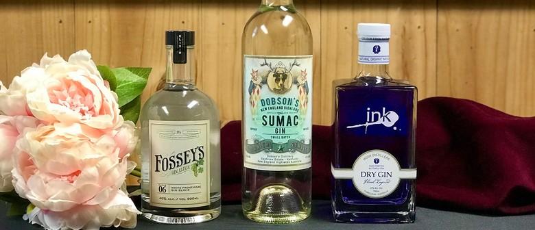 Online + Instore - Floral Gin Tasting