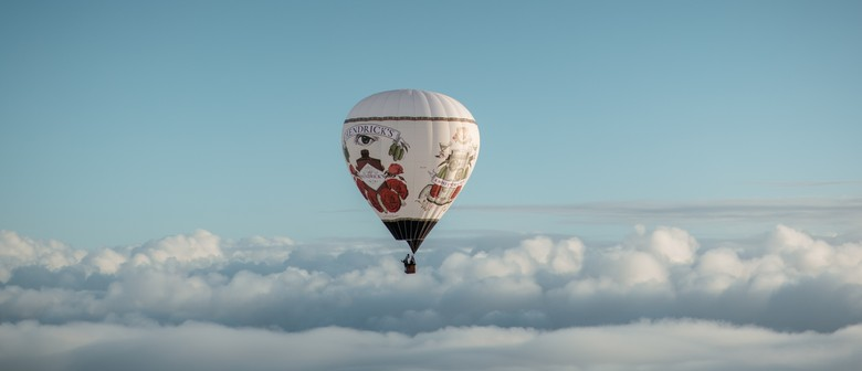 Hendrick's Gin Launches the Most Unusual Balloon Bar Sydney