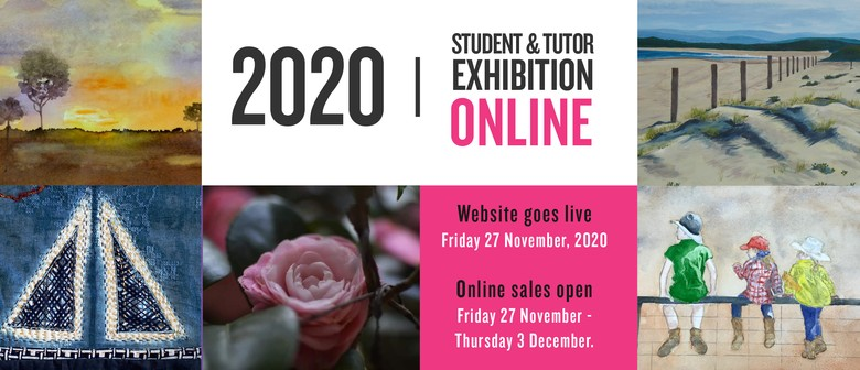 North Sydney Community Centre Student & Tutor Exhibition