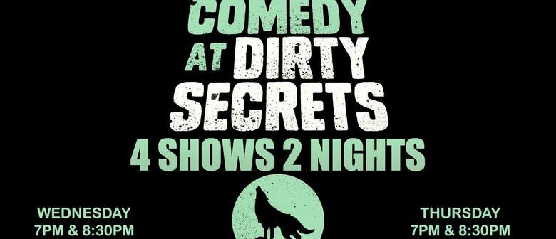 Dirty Secrets Comedy