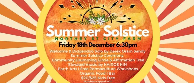 Summer Solstice Cabaret