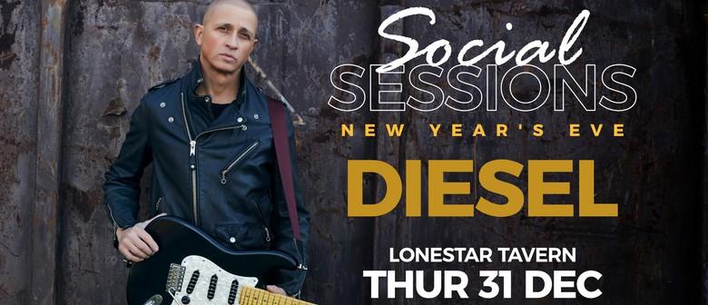 Diesel - NYE Social Sessions