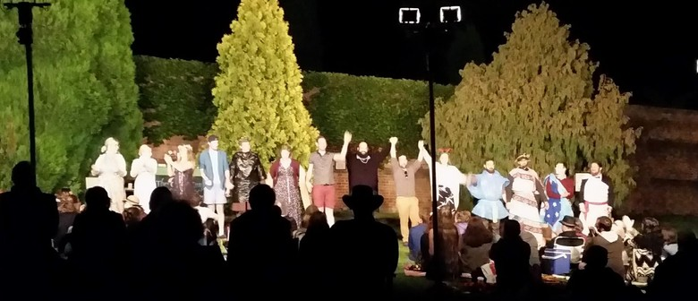 The Comedy of Errors - Shakespeare in the Vineyard: CANCELLED