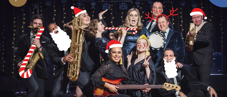 The Milford Street Shakers Christmas Party Extravaganza