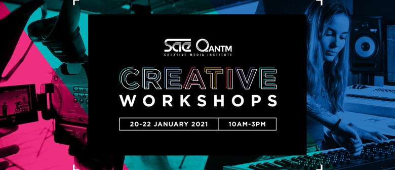 Sae Creative Workshops - Perth Campus