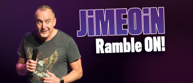 Jimeoin - Ramble On