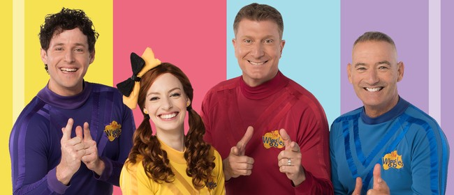 Image for The Wiggles - We're All Fruit Salad Tour