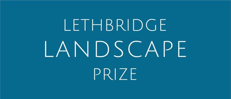 Lethbridge Landscape Prize Opening Event