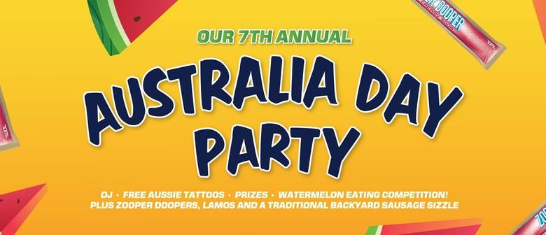 Australia Day Party 2021