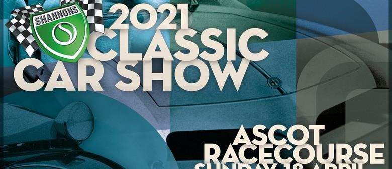 Shannon's Classic Car Show 2021