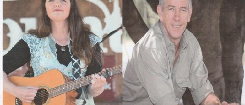 Glen Jones & Anita Ree country Concert