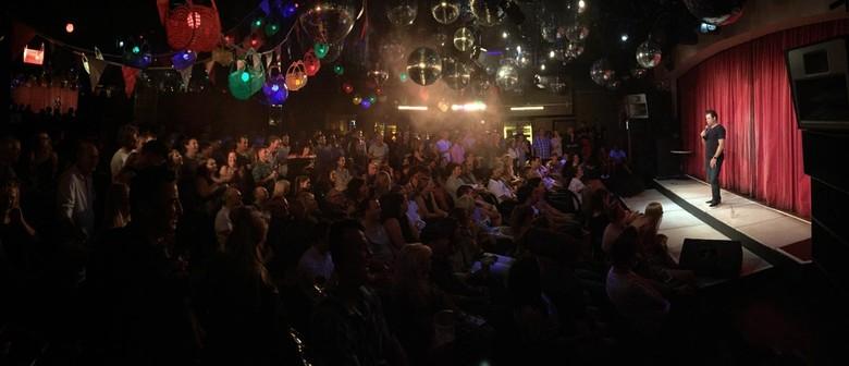 The Comedy Pubcrawl UK (Adelaide Fringe)