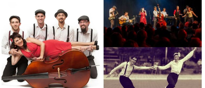Fringe World:  The Stories of Swing