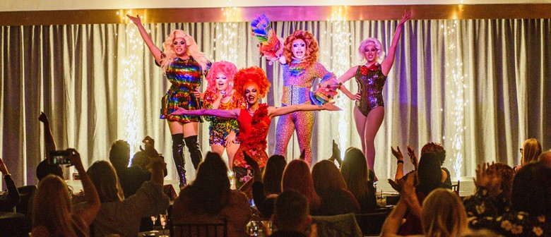 Hey Felicia! Brisbane - A Drag & Dine Musical