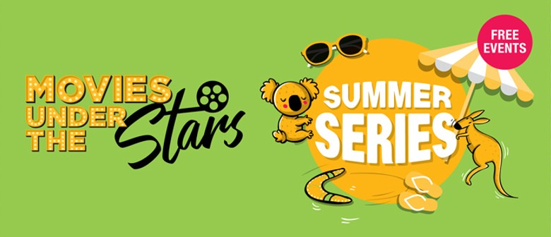 Movies Under the Stars - Summer Series