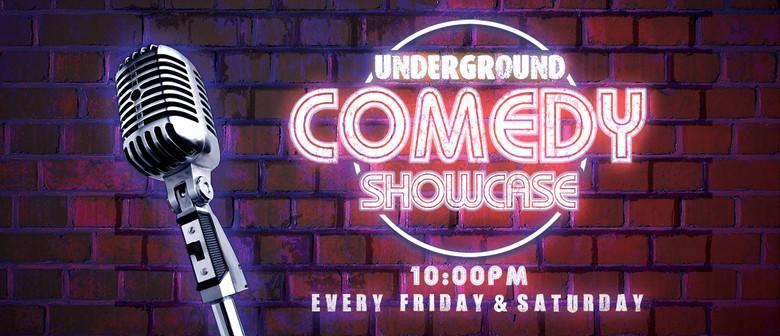 Underground Comedy Showcase