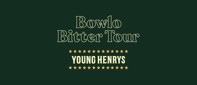 Bowlo Bitter Tour ft. Caitlin Harnett & the Pony Boys