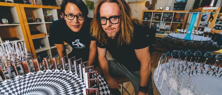 Artist Talk - Leaving LA with Tee Ken Ng