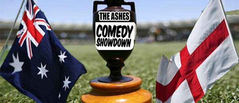 Ashes: A Comedy Showdown - Fringe World 2021