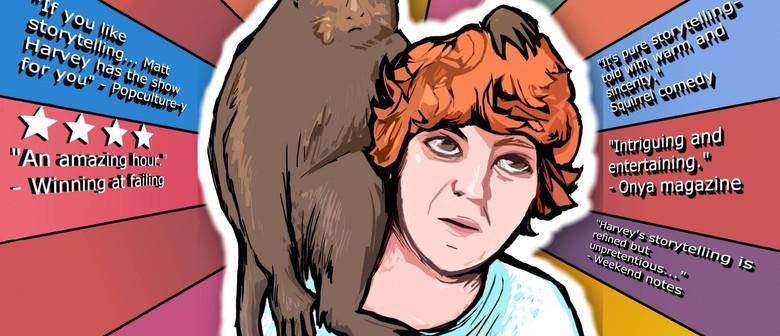 I Got Bit By A Monkey Once